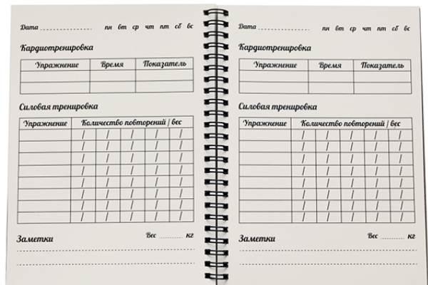 Дневники Похудения 1. Сравнительный обзор лучших дневников похудения